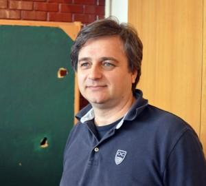 Ο Λέκτορας του Πανεπιστημίου Θεσσαλίας και υποψήφιος αντιπεριφεριάρχης Μαγνησίας στις εκλογές του Μαΐου 2014 Γιώργος Σταμπουλής