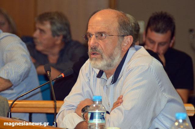 Πλήρη ένδεια επιχειρημάτων από την ΑΓΕΤ καταγγέλλει η Περιβαλλοντική Πρωτοβουλία Μαγνησίας