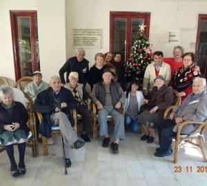 ΧΡΙΣΤΟΥΓΕΝΝΙΑΤΙΚΟ ΔΕΝΤΡΟ ΓΗΡΟΚΟΜΕΙΟ