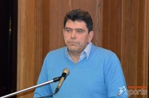 Ο Γιάννης Θεοδωρίδης αντιπρόεδρος των παλαίμαχων του Ολυμπιακού Βόλου, θα αναλάβει το πόστο του προέδρου στη νέα διοίκηση Πρωτοδικείου.