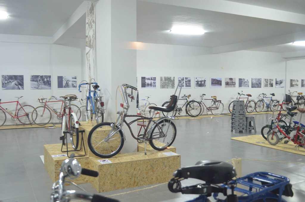 ποδήλατο με χρονολόγηση