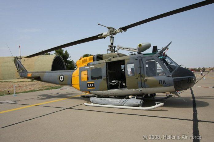 Γερμανός τουρίστας μεταφέρθηκε με ελικόπτερο από τη Σκόπελο στο Νοσοκομείο Βόλου
