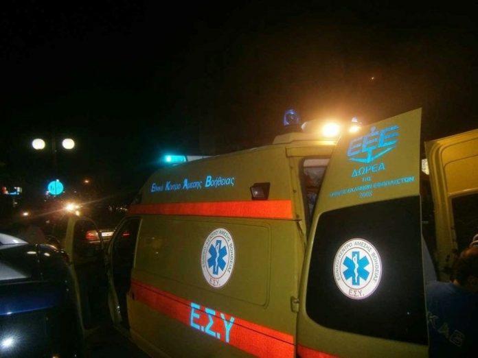 Μεθυσμένος οδηγός στο κέντρο του Βόλου παρέσυρε και εγκατέλειψε πεζή