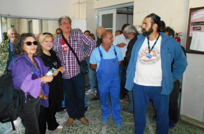 3 πλειστηριασμοί ματαιώθηκαν χθες στο Ειρηνοδικείο Βόλου