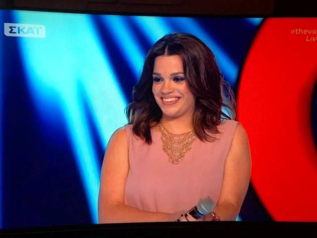 Μάγεψε κοινό και επιτροπή η Βολιώτισσα Σοφία Νάσσιου και πέρασε στον ημιτελικό του «The Voice»  (VIDEO)