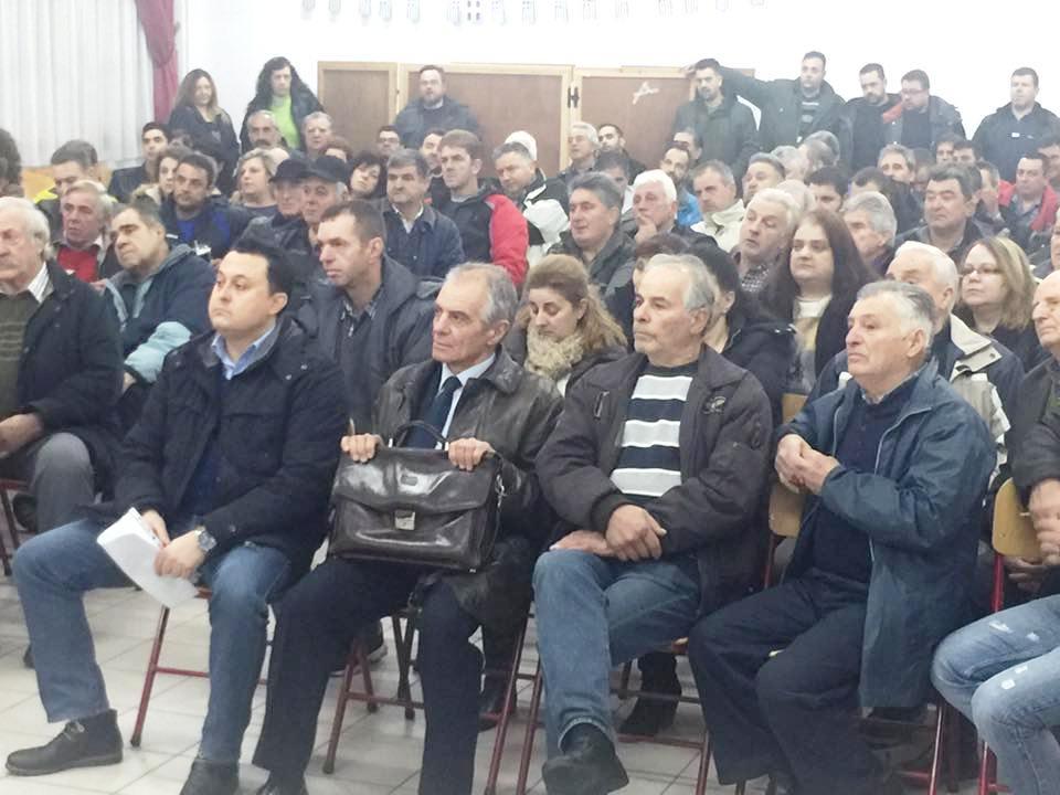 Ενημερώθηκαν οι δημότες Ζαγοράς – Μουρεσίου για την κτηματογράφηση