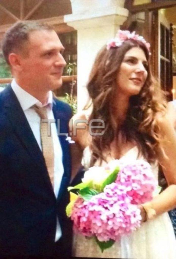 Στην Τσαγκαράδα πάντρεψε την κόρη του ο Νίκος Πορτοκάλογλου (photos)