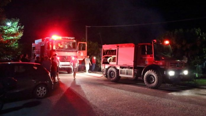 Μεγάλες ζημιές από πυρκαγιά σε κατοικία στη Ζαγορά Πηλίου τα ξημερώματα