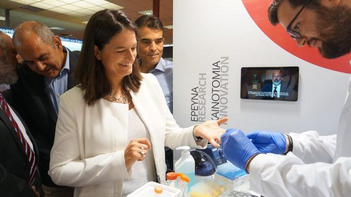 Foodoxys: Η spin-off εταιρεία του Πανεπιστημίου Θεσσαλίας που εντυπωσίασε την Υπουργό Παιδείας (VIDEO)