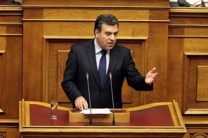 Στον Βόλο την Τρίτη ο Υφυπουργός Τουρισμού Μάνος Κόνσολας