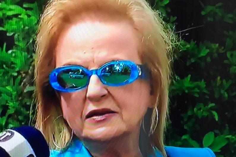 Τα γυαλιά της Ματίνας Παγώνη κάνουν ακόμα ντόρο - Magnesia News